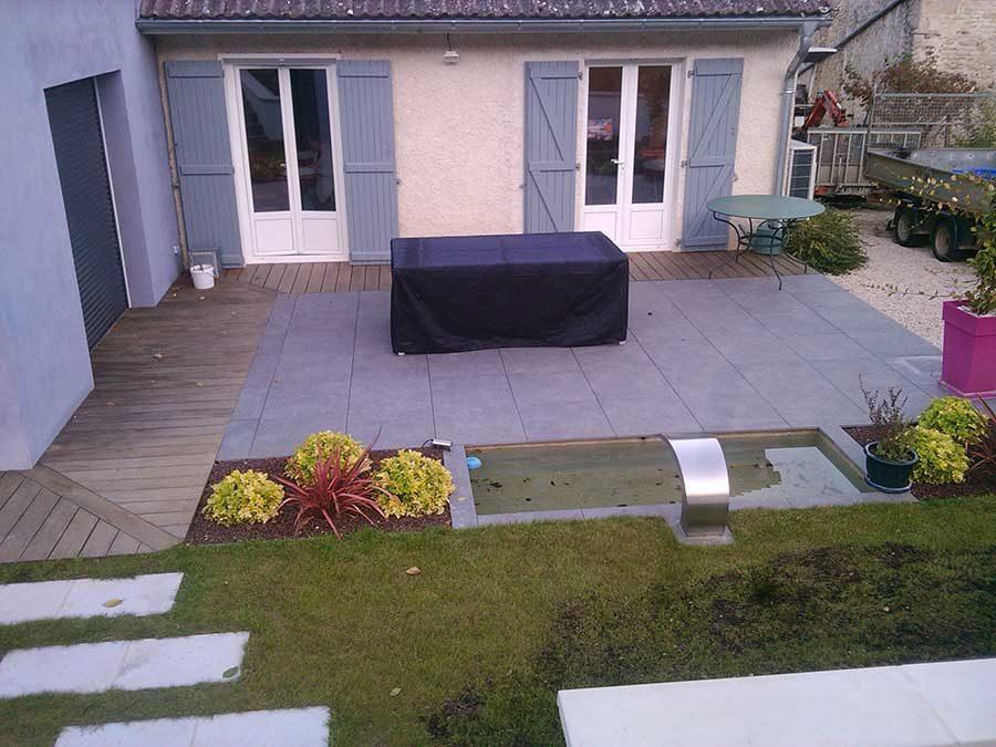 Aménagement de jardin près de Sombernon